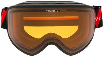 Vuarnet curved snow goggles