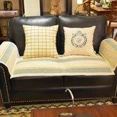 JIN Sof mts Sof cushions,nti-skid solid wood mhogny living room cushion, sof towel