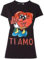 Love Moschino 'Ti Amo' printed T-shirt
