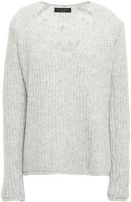 Rag & Bone Joseph Ribbed-knit Sweater