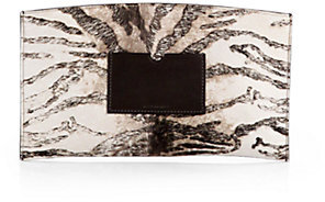 Reed Krakoff Atlantique Tiger Print Pouch