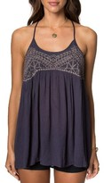 O'Neill Women's Talullah Embroidered Swing Tank