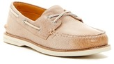 Sperry Gold Moc Boat Shoe