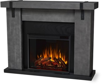 """Pottery Barn Real Flame 48.5"""" Aspen Electric Fireplace"""