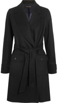 Vanessa Seward Darling Wool-blend Coat - Black
