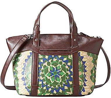 JCPenney Relic® Norwood Satchel with Crossbody Strap