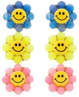 Venessa Arizaga Happy Flower Earrings