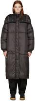 Stella McCartney Black Nylon Marceline Coat