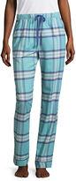 Liz Claiborne Stretch Flannel Pajama Pants