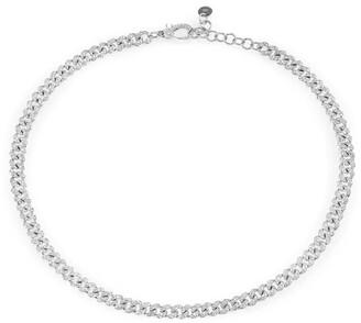 Shay Pave Diamond Link Choker
