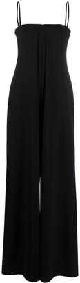 Emporio Armani Wide-Leg Jumpsuit