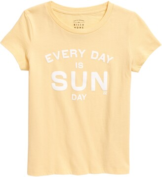Billabong Kids' Sunday Graphic Tee
