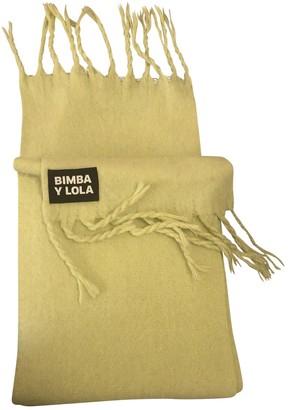 Green Cotton Bimba Y Lola Scarves
