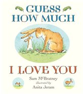 Candlewick Press Guess How Much I Love You (Padded Board Book)