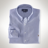 Polo Ralph Lauren Big & Tall Solid Cotton Oxford Shirt