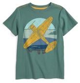 Tea Collection Toddler Boy's Beech Graphic T-Shirt