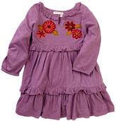 Mimi & Maggie Bohemian Artist Dress (Baby, Toddler, Little Girls, & Big Girls)