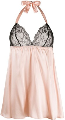 Gilda and Pearl Cherie Babydoll night gown