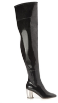 Proenza Schouler Patent Leather Over-the-Knee Boot