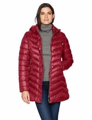 Tribal Women's Removable Hood Jacket