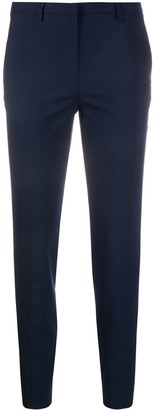 Lardini Slim-Fit Cropped Trousers
