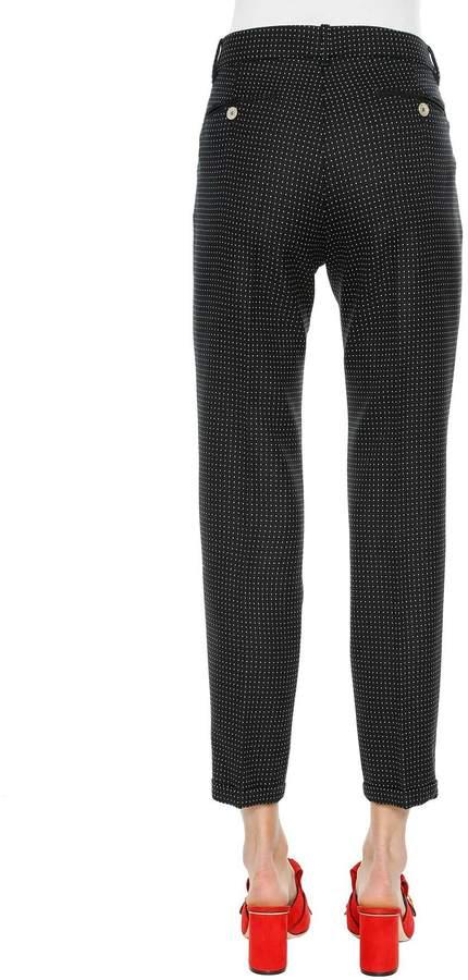 Gucci Vintage Pois Trousers