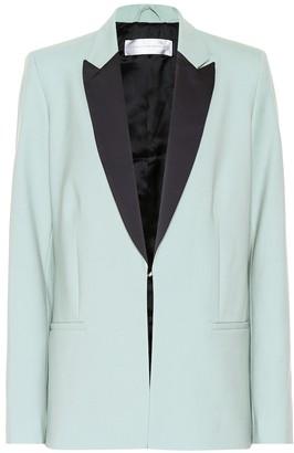 Victoria Victoria Beckham Linen-blend blazer