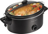 Hamilton Beach Stay Or Go 6-qt. Oval Slow Cooker