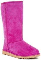 UGG Classic Tall Genuine Sheepskin Boot (Big Kid)