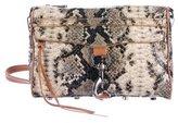 Rebecca Minkoff Embossed Leather M.A.C. Crossbody Bag