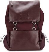 Maison Margiela classic buckled backpack