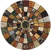 Thirstystone Marble Mosaic Set of 4 Sandstone Coasters