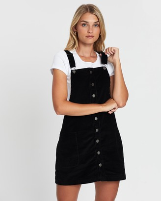 All About Eve Clara Cord Pinafore