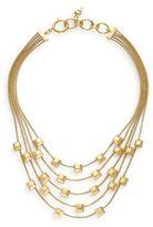 Diane von Furstenberg Cubism Multi-Strand Necklace
