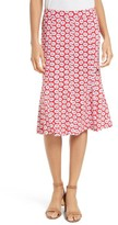 Tory Burch Women's Jada Midi Skirt