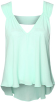 Dex Minty Fresh Blouse