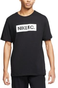 Nike Men's Fc Soccer Graphic T-Shirt