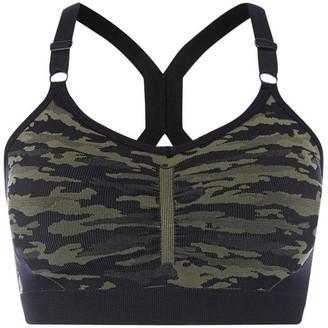 Label Lab Camo sports bra