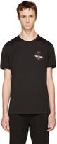 Dolce & Gabbana Black Bee T-shirt