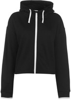 Everlast Crop Zip Hoodie Ladies