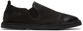 Marsèll Black Parellara Loafers