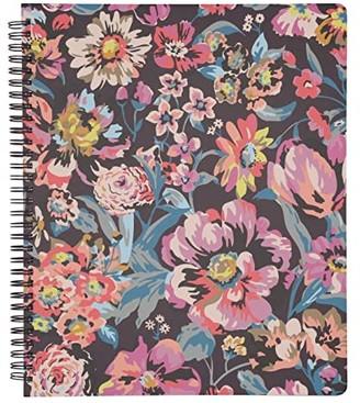 Vera Bradley Notebook With Pocket (Moonlight Garden) Wallet