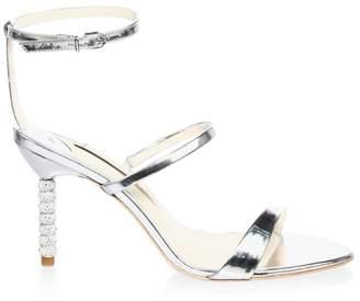 Sophia Webster Rosalind Crystal Ankle Strap Sandals