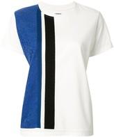 Coohem paisley jacquard T-shirt