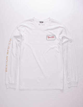 Brixton Grade IV Mens T-Shirt