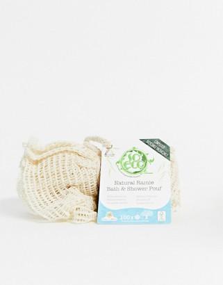 So Eco Natural Ramie Bath & Shower Pouf