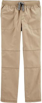 Carter's Boys 4-7 Pull-On Reinforced Knee Pants