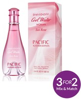Davidoff Cool Water Woman Sea Rose Summer Edition 2017 EDT 100ml