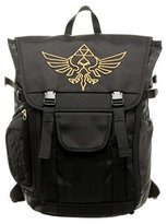 Nintendo Official Legend of Zelda Skyward Sword Logo Laptop Backpack