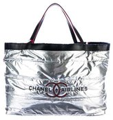 Chanel 2016 Airline Reversible Beach Tote w/ Towel